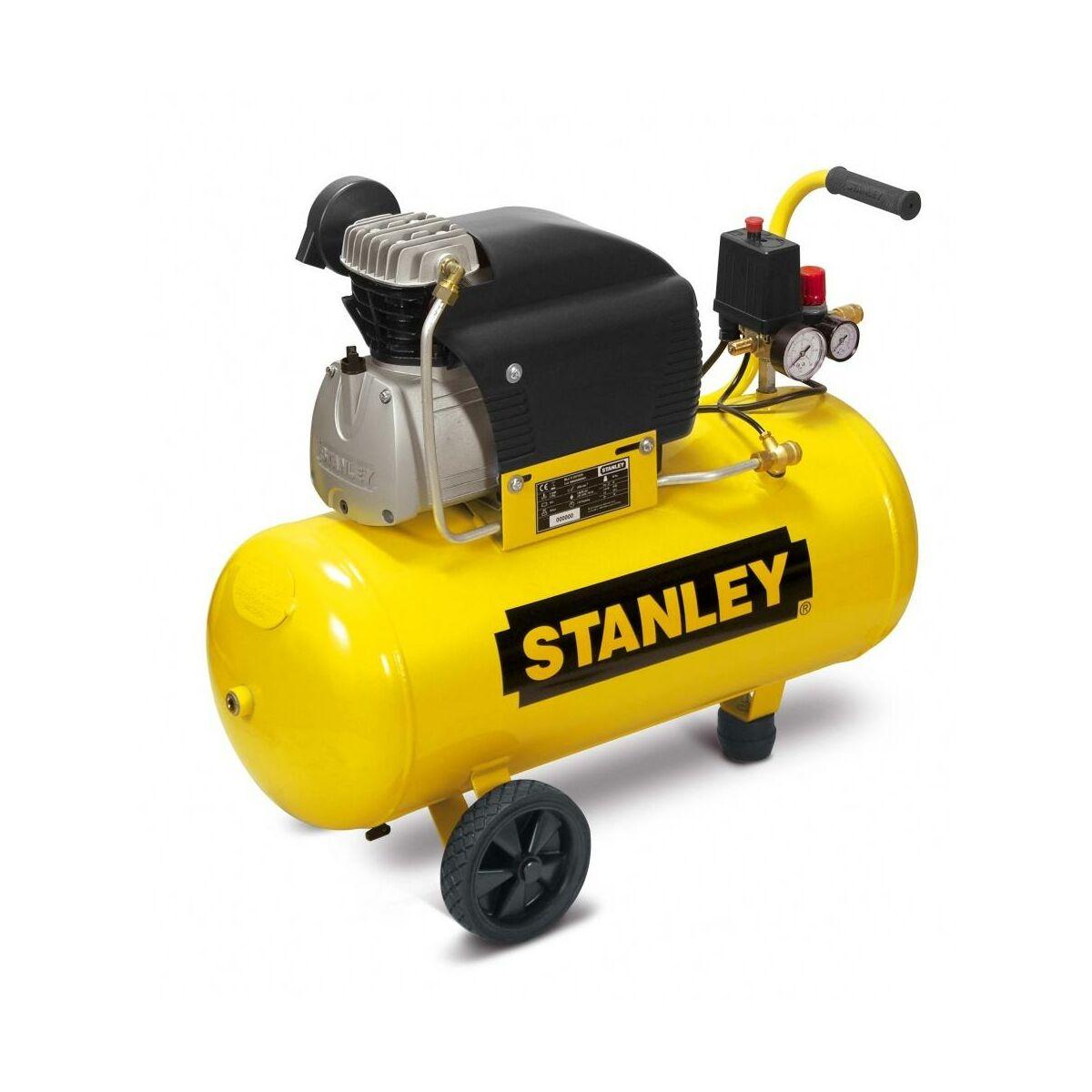 Sprezarka Fcdv404stn006 50 L 8 Bar Stanley Kompresory W Atrakcyjnej Cenie W Sklepach Leroy Merlin