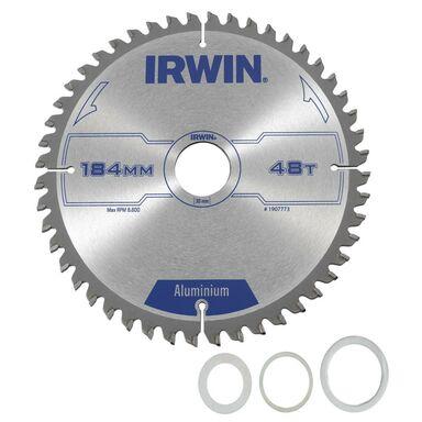 Tarcza do pilarki tarczowej PRO184X48TX30/2 śr. 184 mm  48 z IRWIN