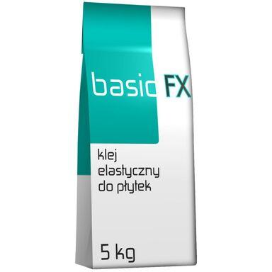 Klej elastyczny do płytek 5 kg BASIC FX
