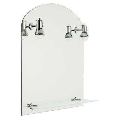 Lustro łazienkowe ASTER 60 x 65 DUBIEL VITRUM
