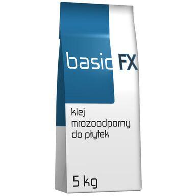 Klej mrozoodporny do płytek 5 kg BASIC FX