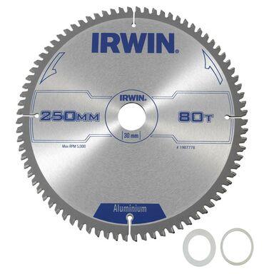 Tarcza do pilarki tarczowej PRO250X80TX30/2 śr. 250 mm  80 z IRWIN