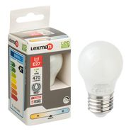 Żarówka LED E27 (230 V) 4.5 W 470 lm Neutralny LEXMAN