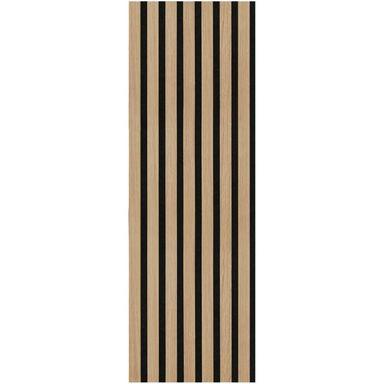Lamel ścienny akustyczny na filcu 265 x 30 cm