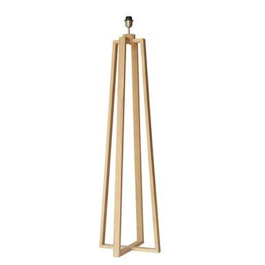 Podstawa lampy podłogowej Sachi 137 cm drewniana E27 Inspire