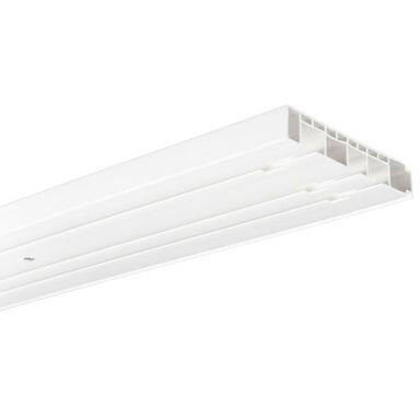 Szyna sufitowa 3-torowa 200 cm PVC Inspire