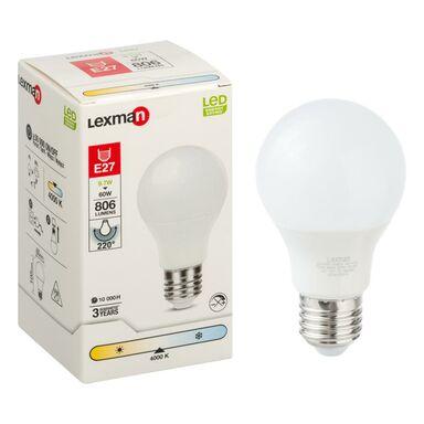 Żarówka LED E27 (230 V) 9,7 W 806 lm Neutralny LEXMAN