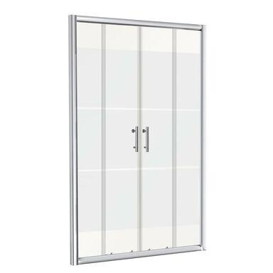 Drzwi prysznicowe AINA 1,4 x 195 KERRA