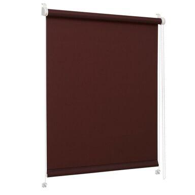 Roleta okienna 90 x 160 cm brązowa INSPIRE