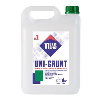 Emulsja gruntująca UNI - GRUNT 4 kg ATLAS