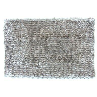 Dywanik łazienkowy STAR BEŻOWY 50 x 80 cm BA-DE