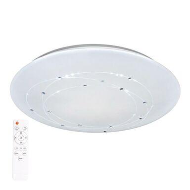 Plafon ATRIA z pilotem 59.5 cm biały okrągły LED POLUX