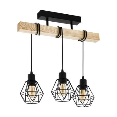 Lampa wisząca TOWNSHEND 3 x E27 EGLO