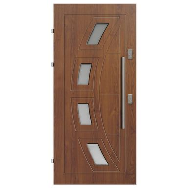 Drzwi wejściowe KOMODUS  prawe 90