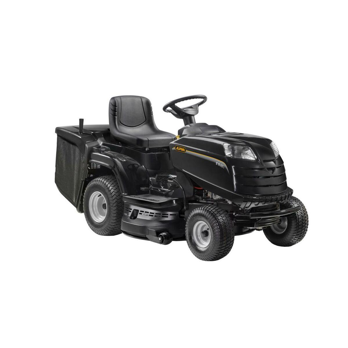 Traktorek ogrodowy 9 kW 603 cm3 ALPINA BT98 HCK S