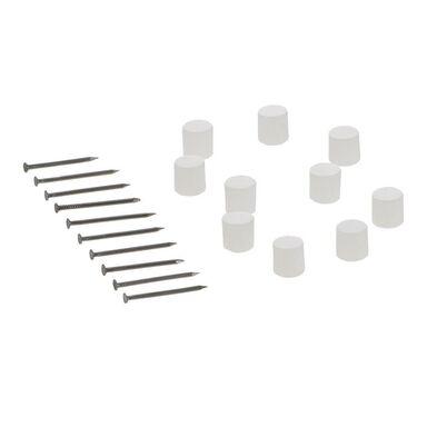 Łącznik półki S3 13,7 x 7,5 x 1 cm ELFA