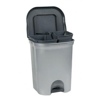 Kosz na śmieci STEP&CLOSE DUO OKT