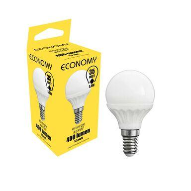 Żarówka LED E14 (230 V) 5.5 W 400 lm Ciepła biel ECONOMY