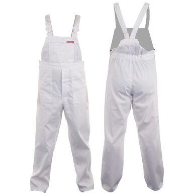 Spodnie robocze ogrodniczki LPQD64S  r. S  LAHTI PRO