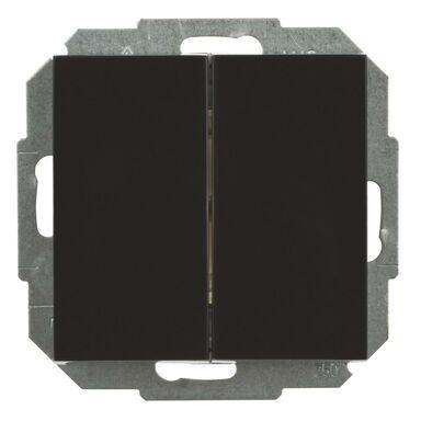 Włącznik żaluzjowy SENTIA  Czarny  ELEKTRO-PLAST