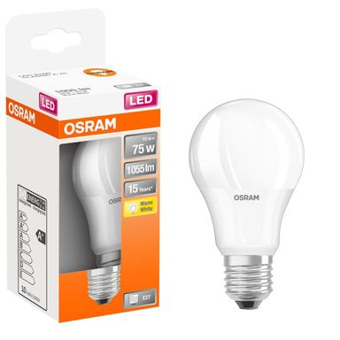 Żarówka LED E27 (230 V) 10 W 1055 lm Ciepła biel OSRAM