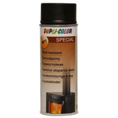 Lakier żaroodporny wysokotemperaturowy SPECIAL 400 ml Czarny DUPLI COLOR