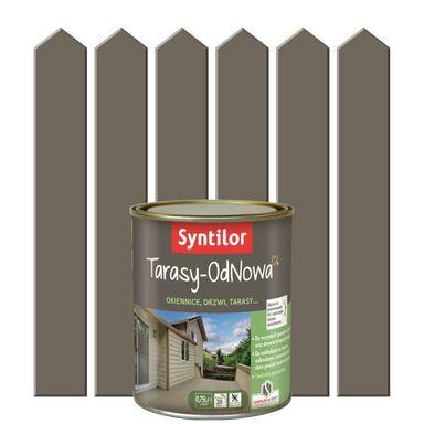 Farba do drewna TARASY ODNOWA 0.75 l Kora Drewna SYNTILOR
