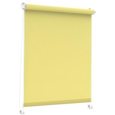 Roleta okienna Dream Click mimoza żółta 113.5 x 215 cm