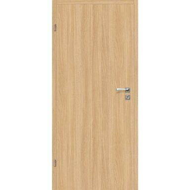 Skrzydło drzwiowe pełne VIBO Dąb piaskowy 80 Lewe ARTENS