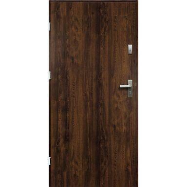 Drzwi wejściowe ARTEMIDA Orzech 80 Lewe