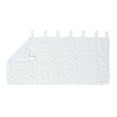 Zagłówek MONACO biały 160 x 85 cm