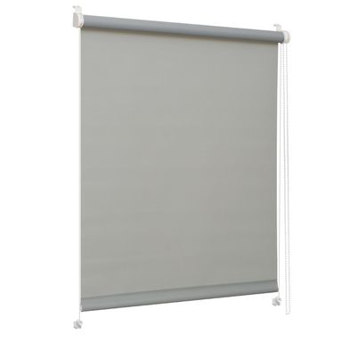 Roleta okienna Mini 57 x 160 cm szara Inspire