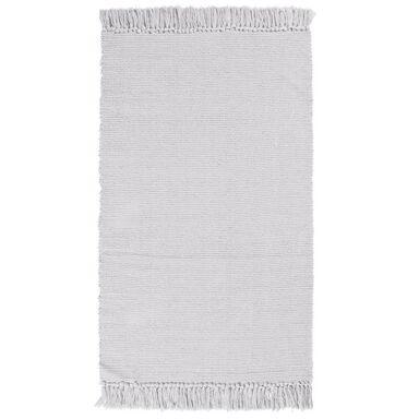 Dywan bawełniany Basic biały 50 x 80 cm Inspire