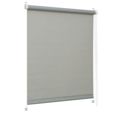 Roleta okienna Mini 48 x 160 cm szara Inspire