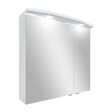 Szafka lustrzana z oświetleniem BRUNO 60 X 62 X 23.5 ASTOR