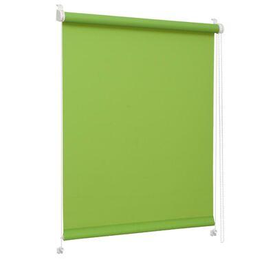 Roleta okienna 120 x 160 cm zielona INSPIRE