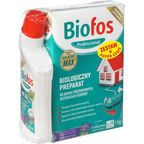 Preparat do szamb 1 kg BIOFOS + WC żel 500 ml