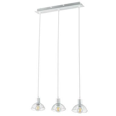 Lampa wisząca AJE-HOLLY 9 White biała E14 ACTIVEJET