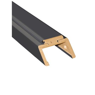 Belka górna ościeżnicy REGULOWANEJ 80 Grafit mat 80 - 100 mm ARTENS