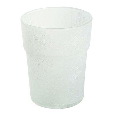 Osłonka do storczyka szklana 13 cm bezbarwna