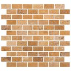 Mozaika TRAVERTINE BRICK 30.50 x 30.50 MARMARA