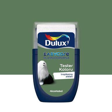 Tester farby Easycare 30 ml Tropikalna zieleń Dulux