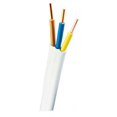 Przewód elektryczny YDYP 3 X 1,5 25m 450 / 750VAKS ZIELONKA