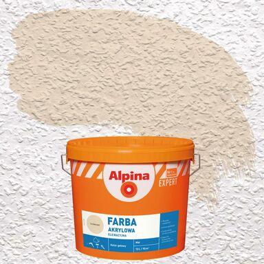 Farba elewacyjna akrylowa FARBA ELEWACYJNA Słomkowy ALPINA EXPERT