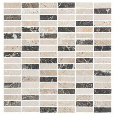 Mozaika EMPERATOR TRAWERTYN 1.5 X 4.8 MARMARA