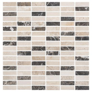 Mozaika MARMARA EMPERATOR TRAWERTYN 1,5 x 4,8
