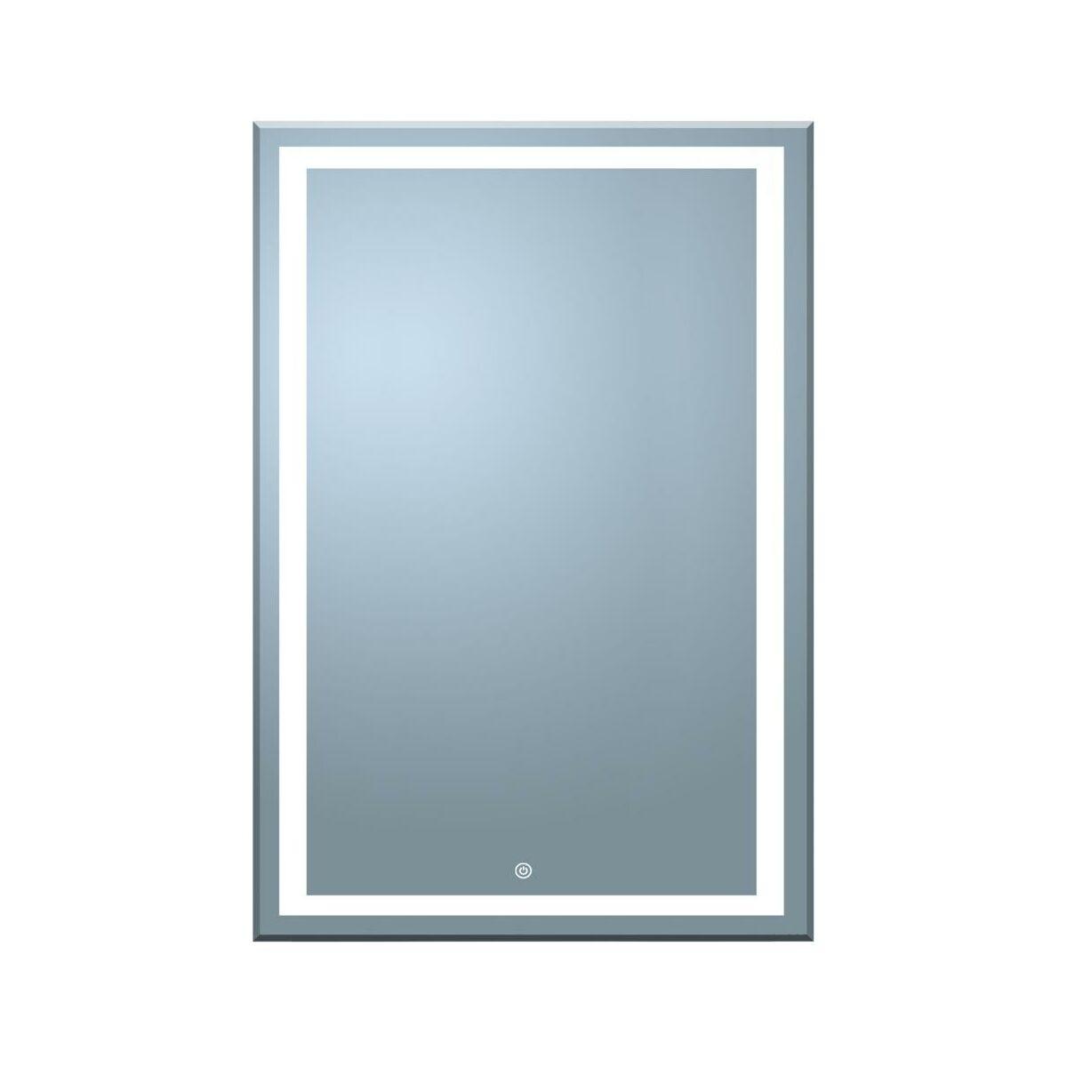 Lustro łazienkowe Z Oświetleniem Wbudowanym Altue 60 X 80 Venti