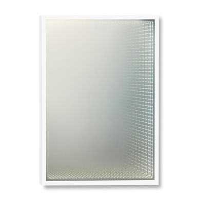 Lustro łazienkowe z oświetleniem wbudowanym MATRIX 3D 60 x 80 VENTI
