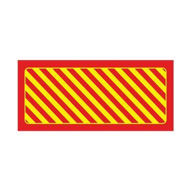 Znak informacyjny ODBOJNICA PŁASKA