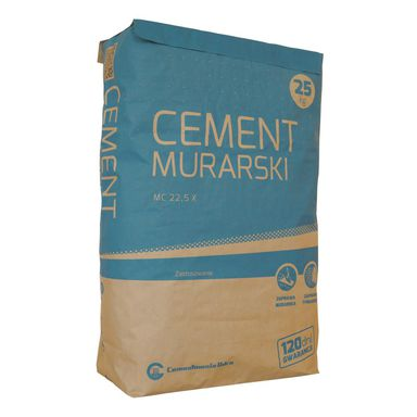 Cement murarski MC 22,5X 25 kg ODRA OPOLE